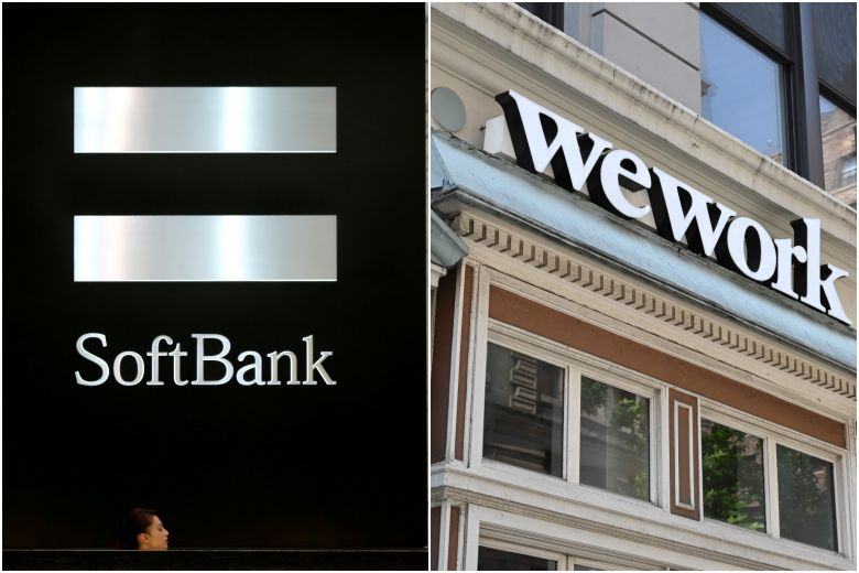 Chinese Metaphysics Applied In Investments And The Real World: A Case Study Of Softbank and WeWork